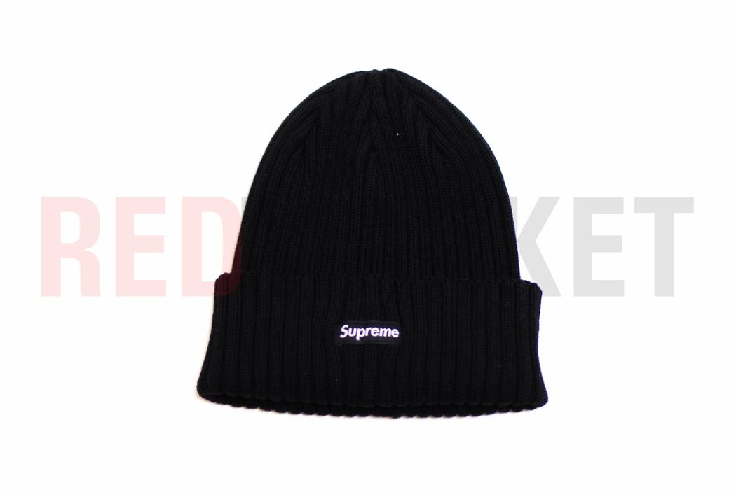Supreme Supreme Ribbed Beanie Black S S 2017 Size one size - Hats ... 8408ba417b8