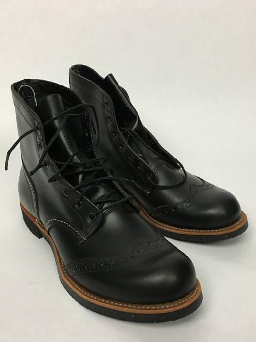 Red Wing 6 Half Wingtip Baroque Boots Size 10 5 Boots For Sale