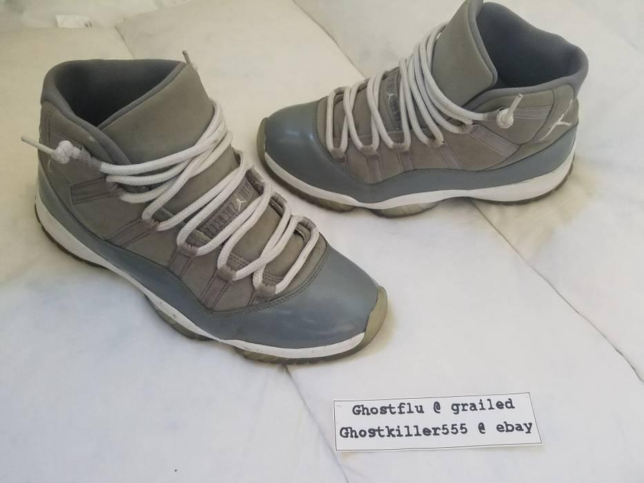 Jordan Brand Air Jordan 11 Retro Cool Grey (2010) Size 8 Size 8 ... 63c7bfa98