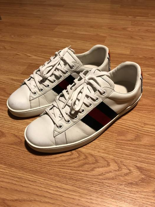 71bacc84a14 Gucci Ace Tiger Sneakers (US 8) Size 6 - Low-Top Sneakers for Sale ...