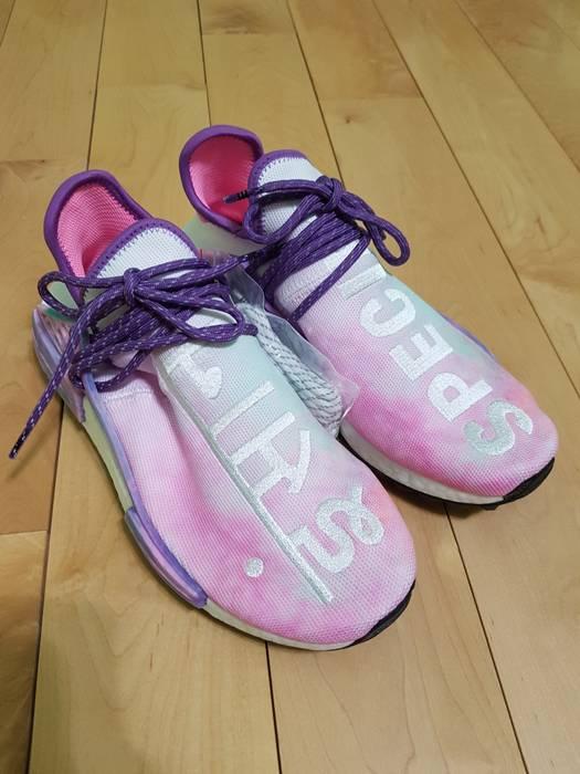 7e1cdc509d0b1d ... aliexpress adidas adidas human race nmd pharrell holi festival pink  glow size us 8.5 c8c97 e15cd