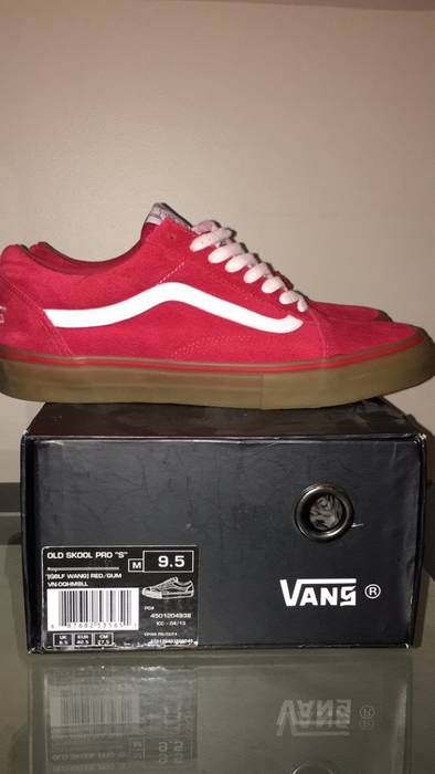 bf7d77d76922be Vans Golf Wang Old Skool Pro RARE Size 9.5 - for Sale - Grailed
