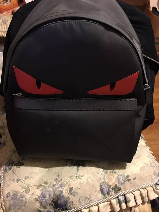 0e80a372a78d Fendi Fendi Monster Backpack Size one size - Bags   Luggage for Sale ...