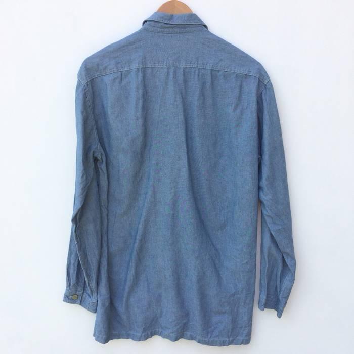 e5b29c031 Fiorucci Fiorucci Men Cowboys Girls Monogram Casual Shirt Size US M   EU 48- 50