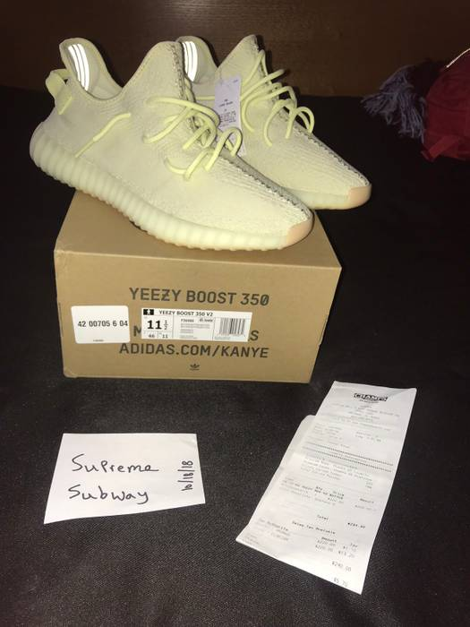 e585fdb98 Adidas Yeezy Butter Size 11.5 Size 11.5 - Low-Top Sneakers for Sale ...