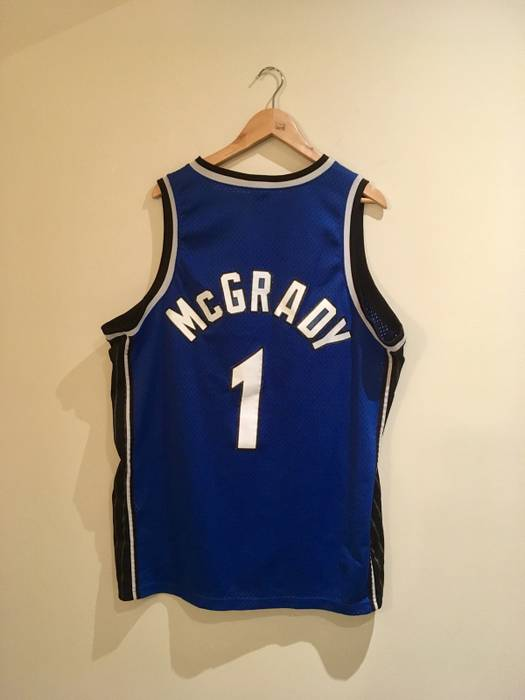 Nike Vintage Orlando Magic Tracy McGrady Jersey Size l - Tank Tops ... 494f6eacc