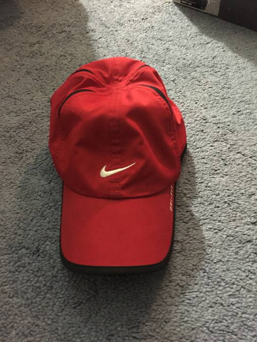 a2ad765646e low cost nike red nike hat size one size d3452 b3d0c