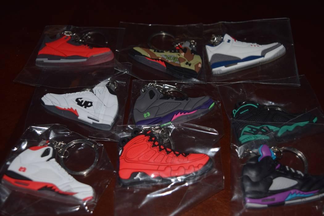 Adidas Air Jordan Keychains Supreme Size one size - Miscellaneous ... 8c630266c