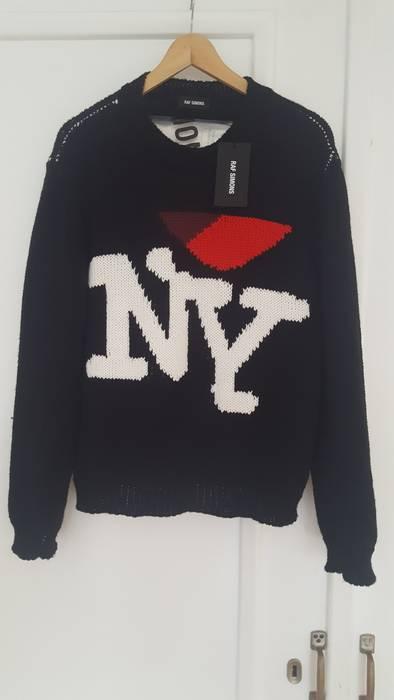 Raf Simons Raf Simons Ny Sweater Fw17 Size M Sweaters Knitwear