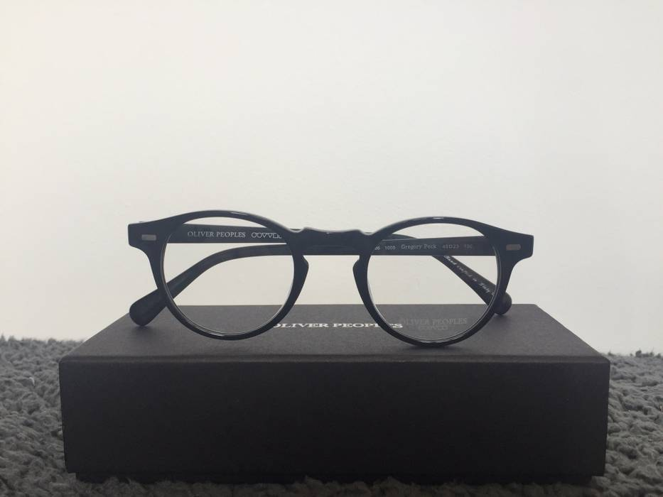 c77d3a6cf6 Oliver Peoples  FINAL PRICE  Oliver Peoples Gregory Peck Acetate ...