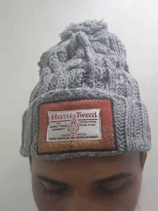 633cc1e370a Harris Tweed Harris Tweed Beanie not Prada