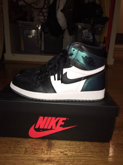 79338011ec09fa Jordan Brand 2017 Air Jordan 1 All-Star  Chameleon  Size 10 - Hi-Top ...