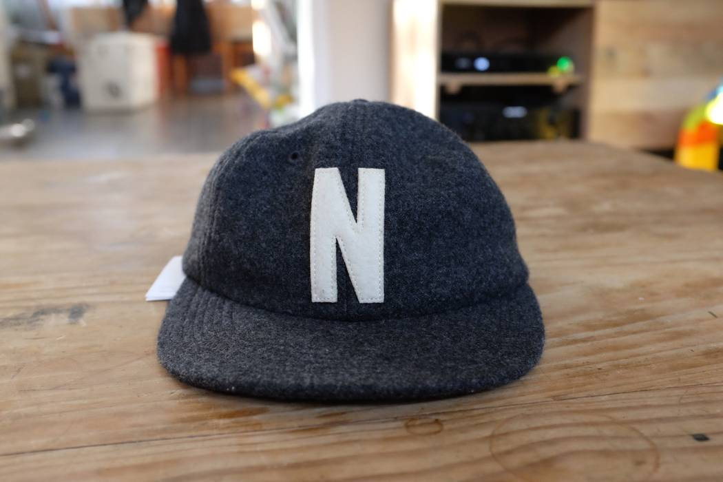 Norse Projects 6 Panel N Wool Flat Cap Size one size - Hats for Sale ... 49702417d24e