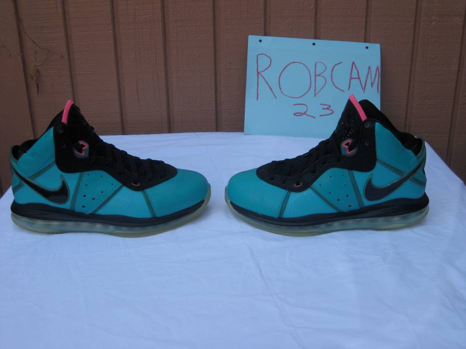 low priced 6468e 107c5 Nike. VNDS Nike Lebron 8 South Beach ...