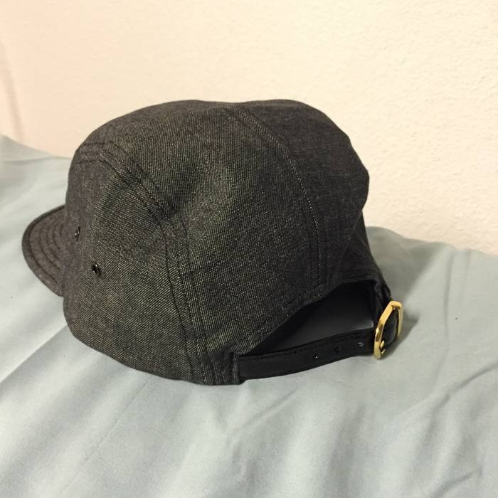 b0bc3ac2833 Supreme F W Denim croc strap camp cap Size one size - Hats for Sale ...