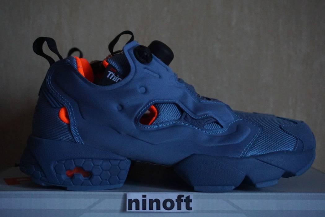 e03c0124c5c Reebok Reebok Women Insta Pump Fury Tech V63047 Blue Edition Size ...