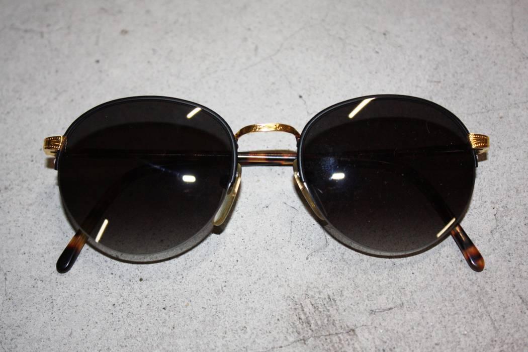 f65c34783f2b Sting STING round pantos sunglasses tortoise with gradient black lenses