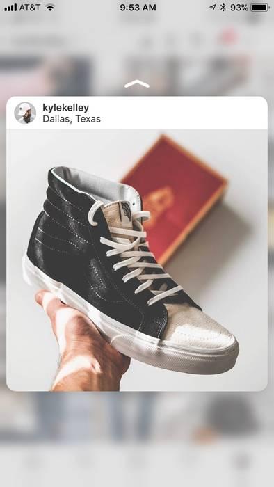fe54da72e66 Vans 2-Tone Sk8-Hi Reissue Shoes Size 10.5 - Hi-Top Sneakers for ...