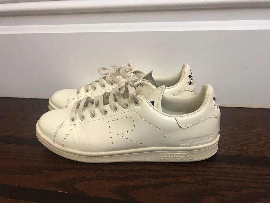 ef20a8666 Adidas Raf Simons Stan Smith Cream Colorway Size 9 - Low-Top ...