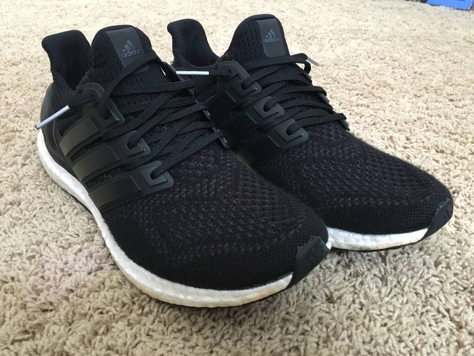 9407a65be0c80 ... best price adidas ultra boost core black 1.0 size us 10.5 eu 43 44  54f44 d257f ...