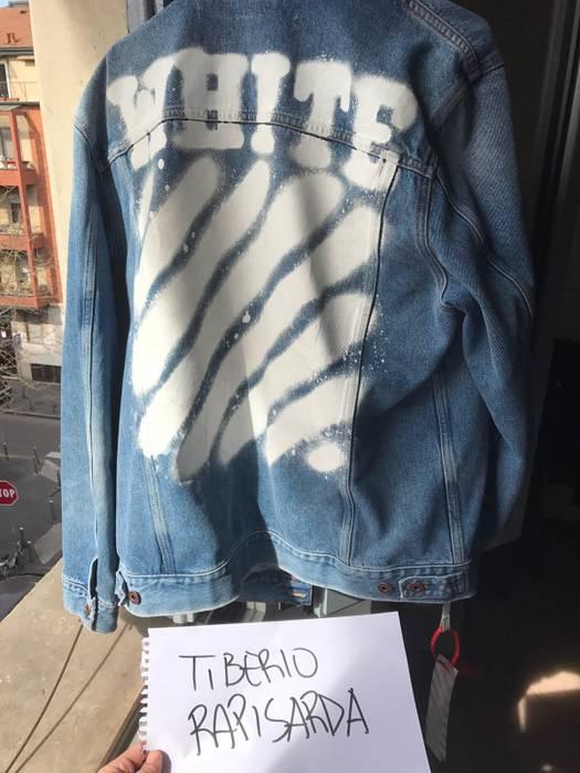 f4d58558149f Off-White OFF-WHITE Denim Jacket Ss17 Size m - Denim Jackets for ...