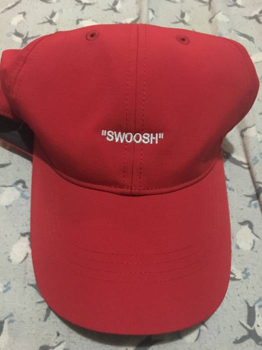 5260dd705ab64 ... best nike nike x off white virgil abloh off campus red hat size one size  adb35