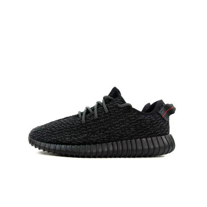 88c9902aeb61d Kanye West ADIDAS YEEZY BOOST 350 PIRATE BLACK 2.0 Size 7 - Low-Top ...