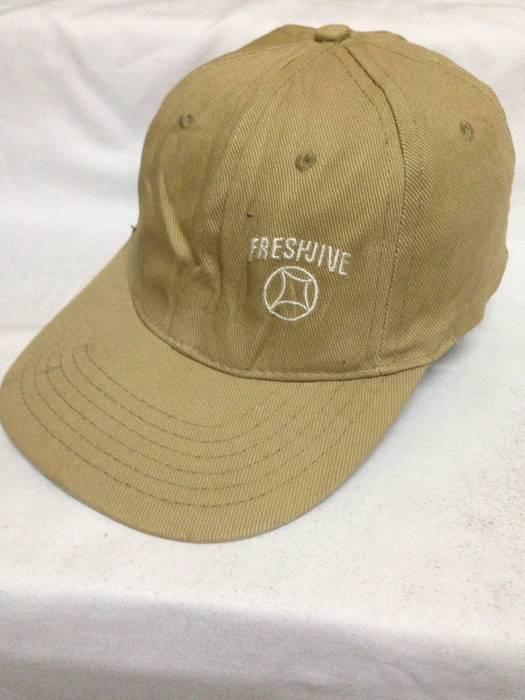 Freshjive Vintage Freshjive Streetwear Fitted Cap Made Usa 🔥 Free  Shipping🔥 Size ONE SIZE 93331cbb0ef