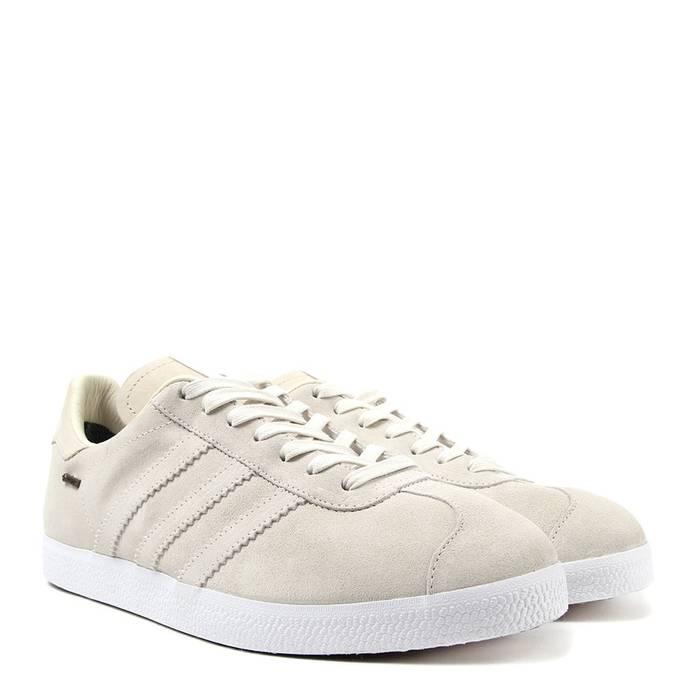 Adidas ADIDAS CONSORTIUM GAZELLE OG GORE-TEX   STA - CHALK OFF WHITE CREAM - 4632d75c6101