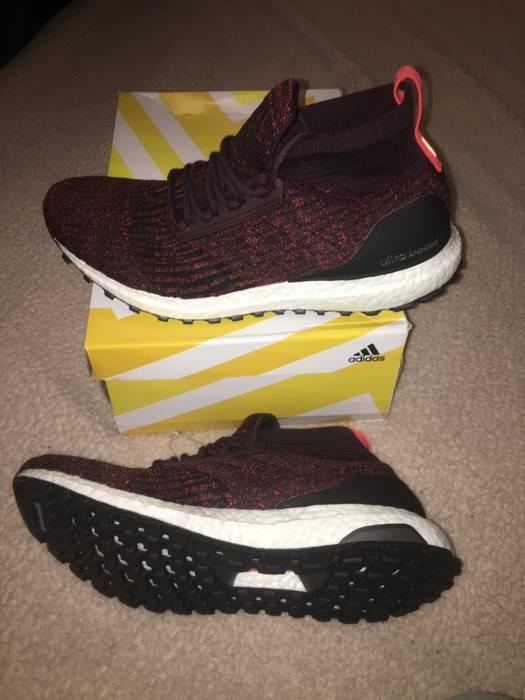 fd8bffcb2 Adidas Ultraboost All Terrain Dark Burgundy Size US 9   EU 42 - 3