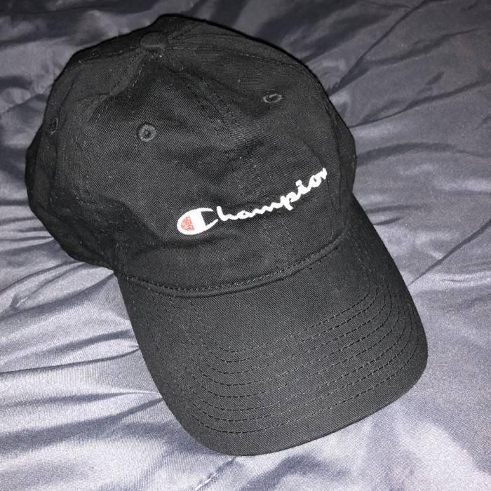 fea28d70e72 Champion Champion Script Logo Dad Hat Size one size - Hats for Sale ...