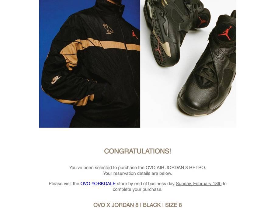 Jordan Brand OVO X Jordan Brand Size 8 - Hi-Top Sneakers for Sale ... 7a56e532a