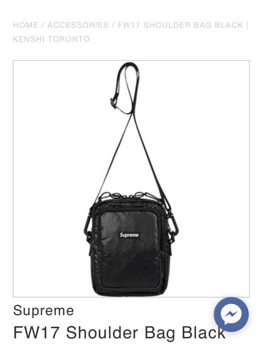 aaec081843 Supreme Supreme Side Bag Size one size - Bags   Luggage for Sale ...