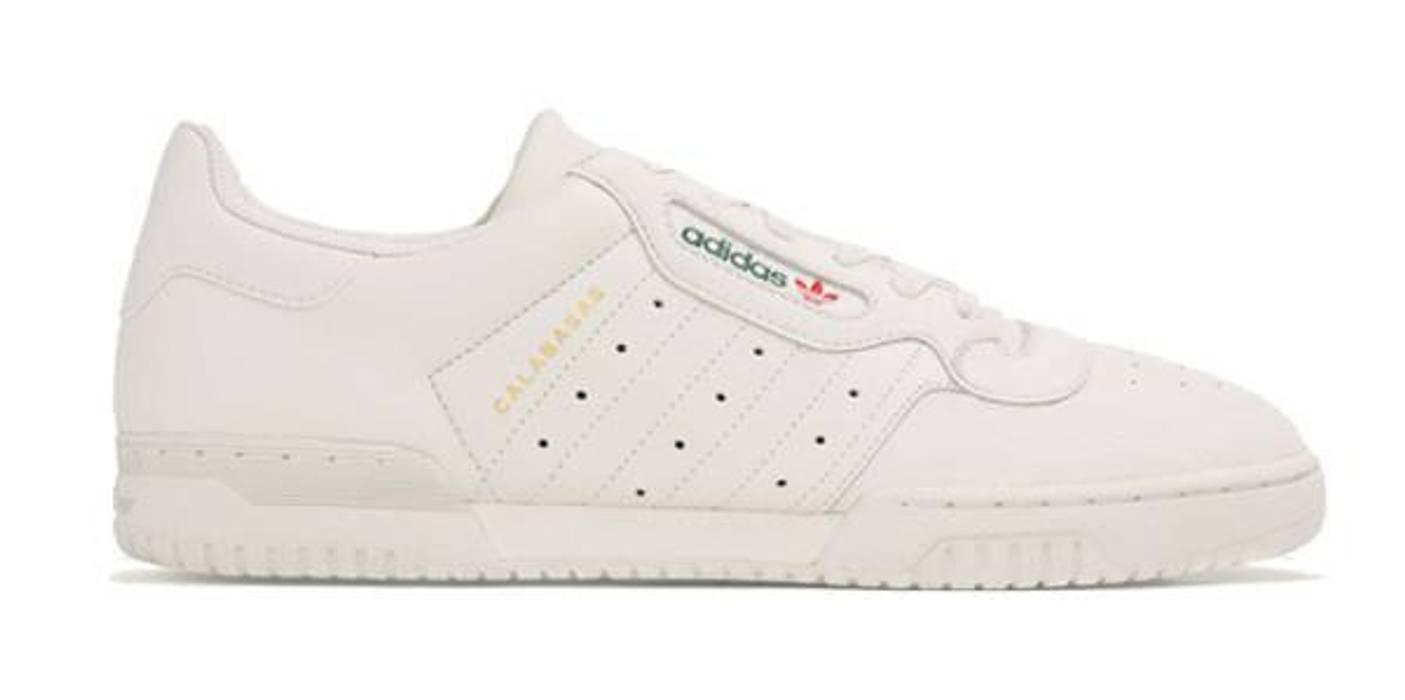 4d6807779 Adidas adidas Yeezy Powerphase Calabasas White CQ1693 Size US 10   EU 43