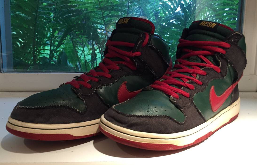 b3e7c0127aea Nike Nike SB RESN Gucci Size 13 - for Sale - Grailed