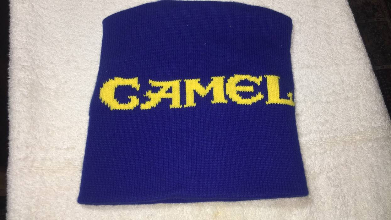 d48e7aacff6 Camel Beanie Size one size - Hats for Sale - Grailed