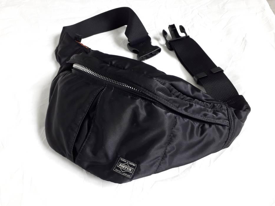 Porter FINAL DROP !!!OG Yoshida   Company Porter Tanker Waist Bag ... 2774e8d3efa25