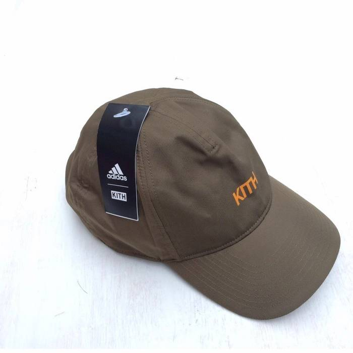 Adidas Kith x Adidas New Cap Size one size - Hats for Sale - Grailed 10154b070e0