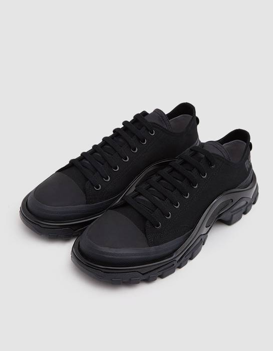 best value 7d216 984b5 Adidas BNWT RS Detroit Runner Core Black Size US 9  EU 42