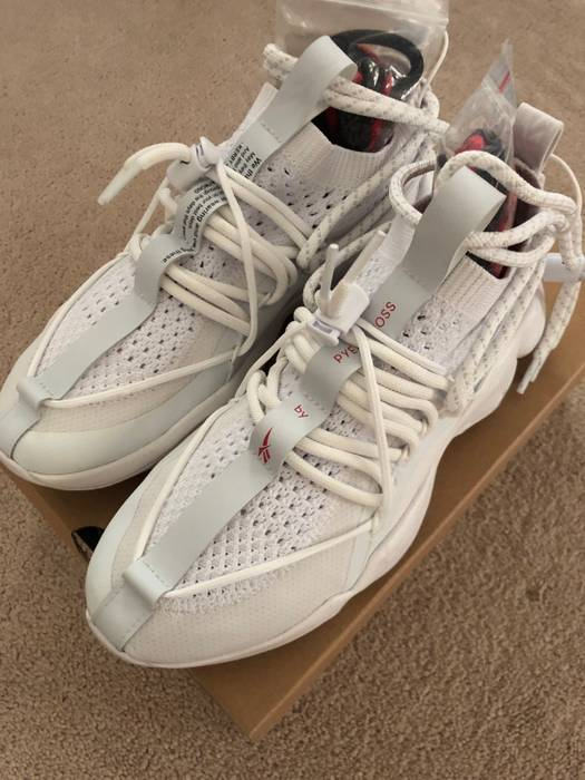 025a6361baaf00 Reebok DMX Fusion Experiment White First Drop Size 8 - Low-Top ...