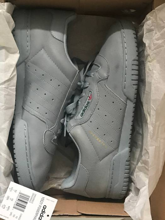 1d35111bb40b7 Adidas Yeezy Powerphase Grey (Gray) Calabasas Adidas Size US 10.5   EU 43-