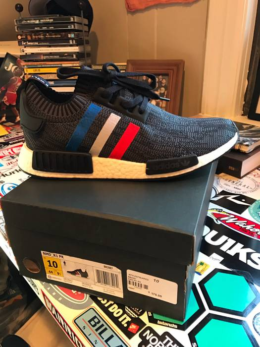 3c8623071015e Adidas Adidas NMD R1 PK Tri Color Size 10 - Low-Top Sneakers for ...