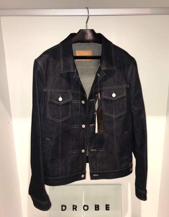 dbc67f107a89 Gucci Denim Jacket with Bee Size m - Denim Jackets for Sale - Grailed