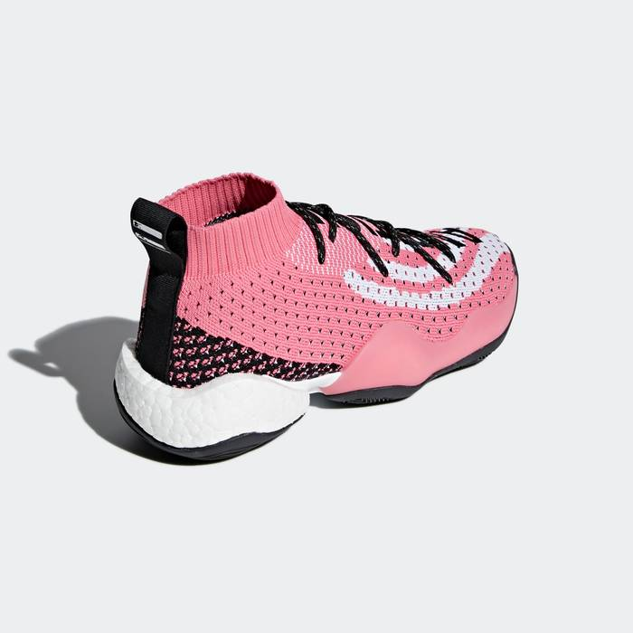 info for 3c7ec dd2c1 Adidas Adidas Crazy BYW LVL X Pharrell Williams FREE SHIPPING dead stock  ss18 shoes chalk pink