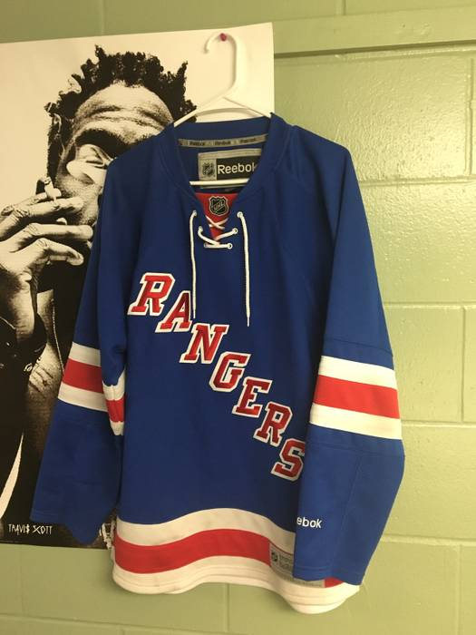 Nhl NEW YORK RANGERS JERSEY Size l - Long Sleeve T-Shirts for Sale ... fbf30a1f9
