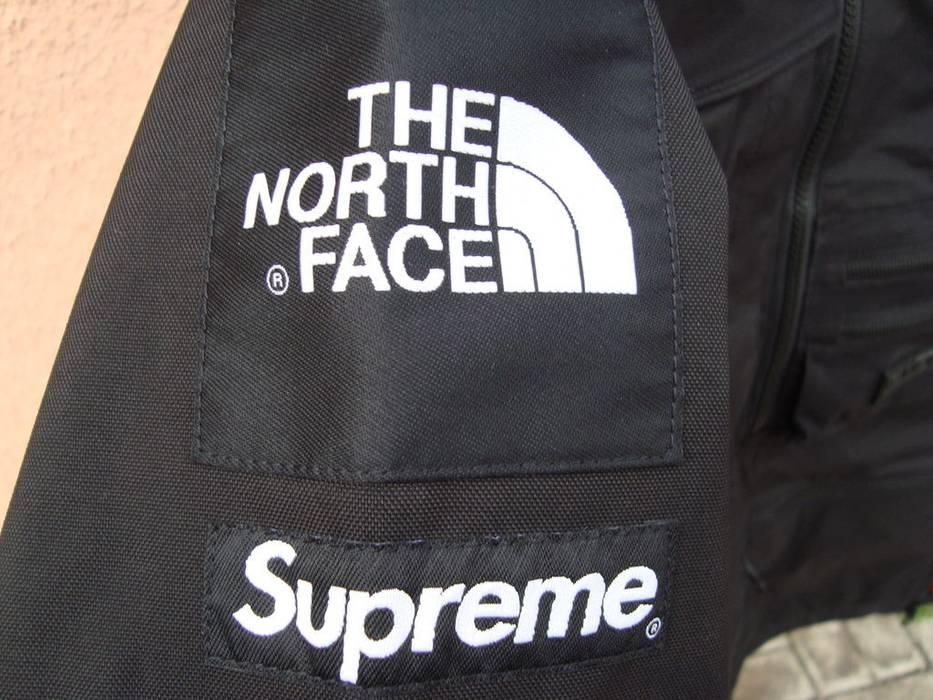 Supreme Supreme  The North Face Steep Tech Hooded Jacket BLACK Size US M    EU f7da9a990