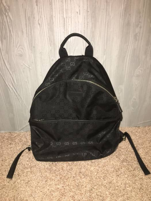Gucci Gucci backpack Size one size - Bags   Luggage for Sale - Grailed eeac6ec3f7