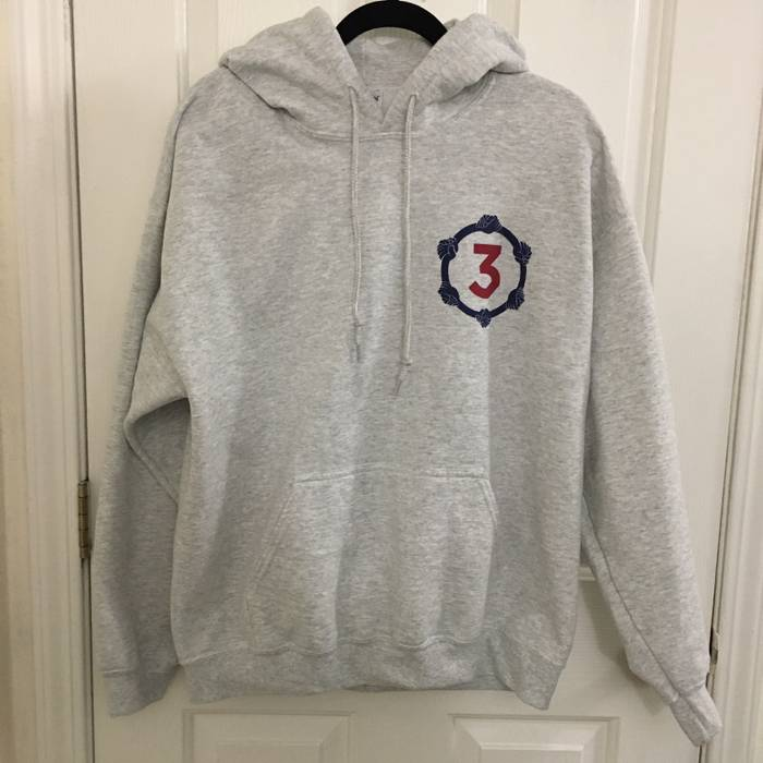 Chance The Rapper The Encouraged Tour Hoodie Size L Sweatshirts