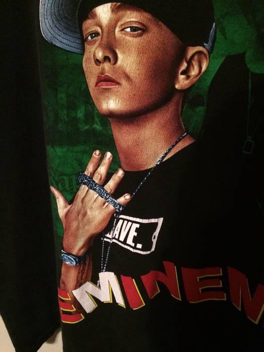 Tour Tee Bai Bon Vintage Eminem Shirt Size Us L Eu