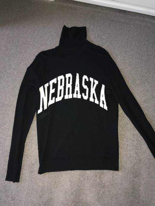 aa3043cde5ed Off-White Off White Nebraska Wool Turtle Neck Size xs - Long Sleeve ...